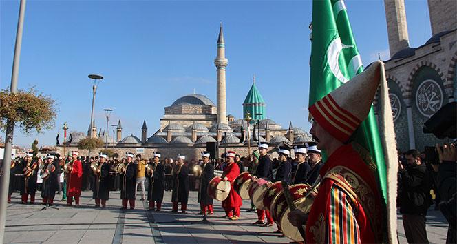 2017 Yılında En çok Konya Mevlana Müzesi Ziyaret Edildi