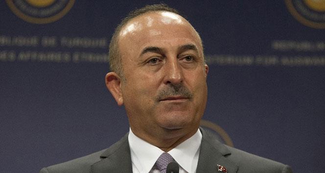 Bakan Çavuşoğlu: (Libya'ya giderken alıkonulan gemi) 'Bize yapılan bir şeyi karşılıksız bırakmayız'