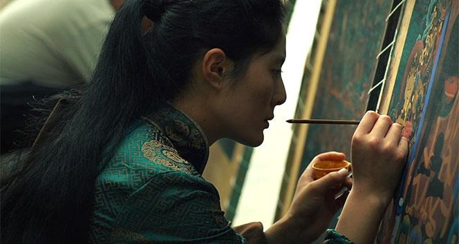 Sanatla hayatı değişen kızın hikayesi belgesel film oldu