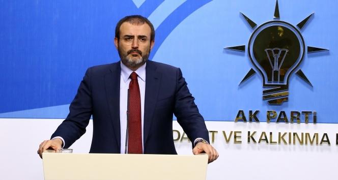 AK Parti Sözcüsü Ünal: 'ÖSO üzerinden bir terör algısı oluşturmaya çalışan bir CHP var karşımızda'