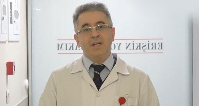 Doktorlar, kanserde erken teşhisin önemine videolu vurgu yaptı