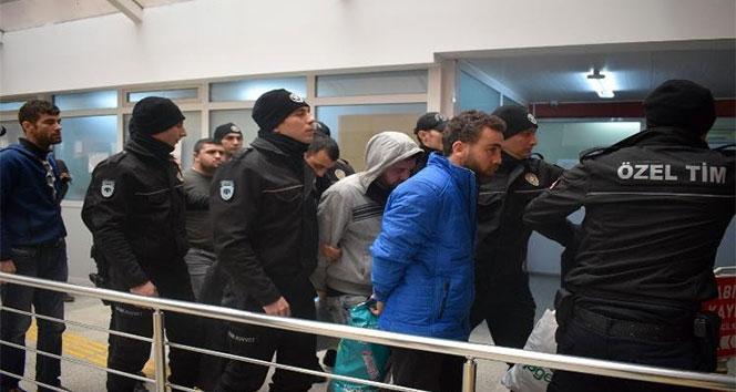 Kocaeli'de bulunan iki cesetle ilgili 12 kişi tutuklandı