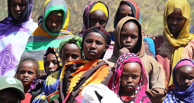 Etiyopya'nın Rabia'sının hayali gerçek oldu