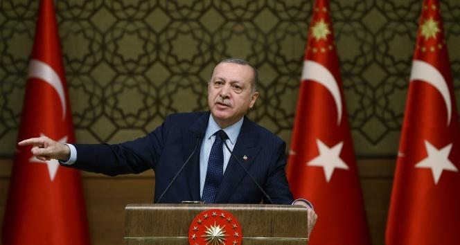 Cumhurbaşkanı Erdoğan: Yaptıklarımız daha ısınma turları bile sayılmaz