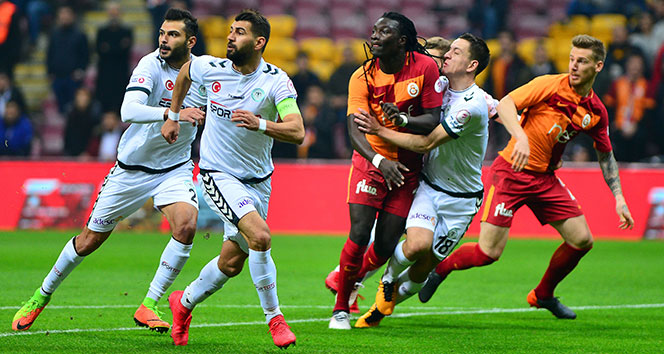 ÖZET İZLE: Galatasaray 4-1 Konyaspor Maç Özeti ve Golleri İzle  GS Konya kaç kaç bitti?