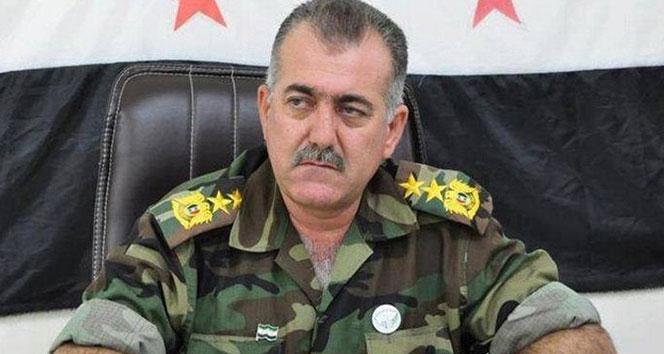 ÖSO Genel Komutanı: 'ÖSO, Kürtleri ve Arapları zulümden kurtarmaya çalışıyor'