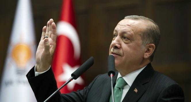Cumhurbaşkanı Erdoğan, Gümüşhane'nin kurtuluş yıl dönümünü tebrik etti