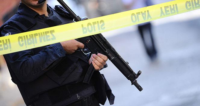 Diyarbakır'da polis noktasına patlayıcı atıldı
