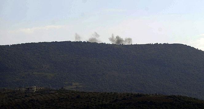 Afrin, Darmık Dağı'ndan vurulacak