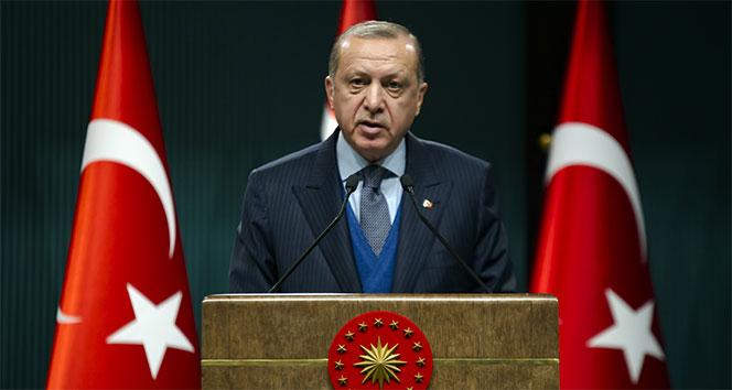Cumhurbaşkanı Erdoğan: 'FETÖ varlık gösterdiği tüm ülkeler için tehdit'
