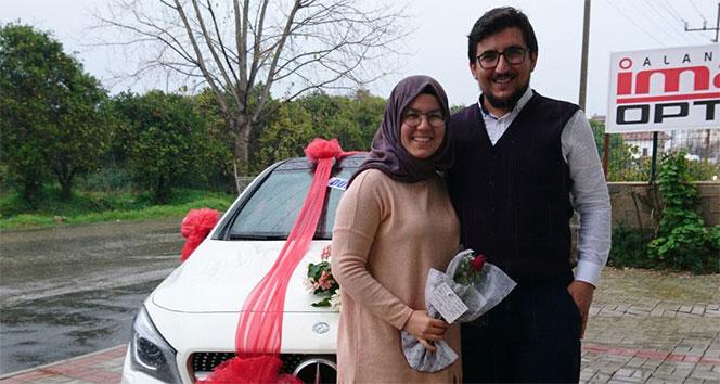 10 aylık eşe 200 bin TL'lik Sevgililer Günü hediyesi