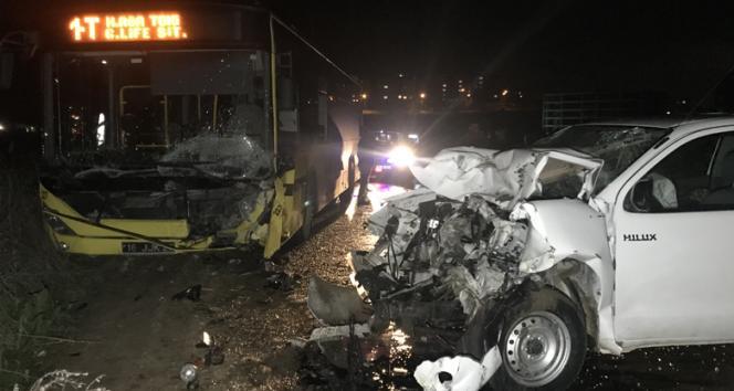 Bursa'da alkollü sürücü dehşeti: 1 ölü