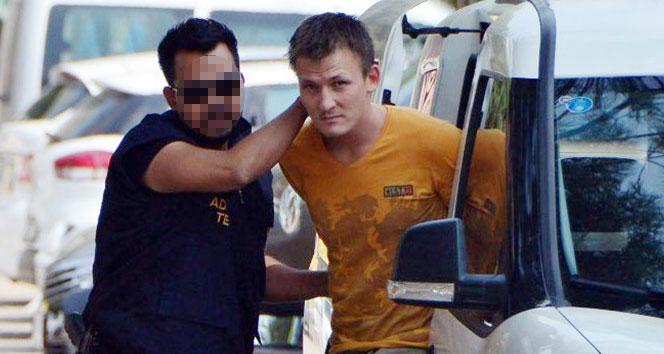 DEAŞ'lı Rus terörist Kuytul'un sohbetlerine katılmış!
