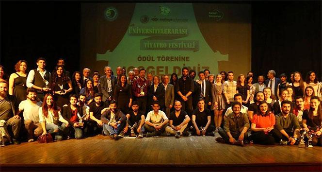 3'üncü Üniversitelerarası Tiyatro Festivali 28 Nisan'da başlayacak