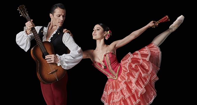 Don Kişot Balesi'nin prömiyeri 24 Şubat'ta yapılıyor