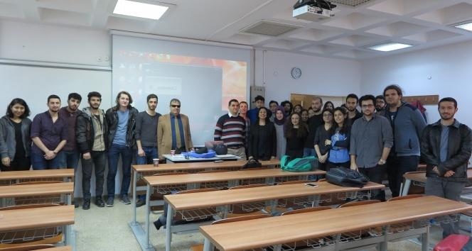 Marmara Üniversitesi'nden görme engelli bireyler için bir ilk