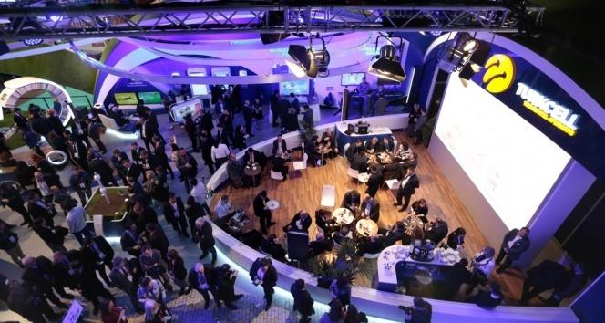 Lifecell Ventures Standı Barselona'da Ziyaretçi Akınına Uğradı