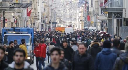 Türkiye, en kalabalık 19uncu ülke