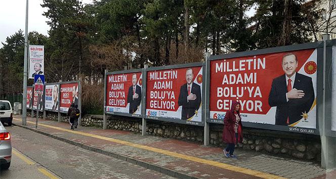 Cumhurbaşkanı Erdoğan, 9 yıl sonra Bolu'ya geliyor