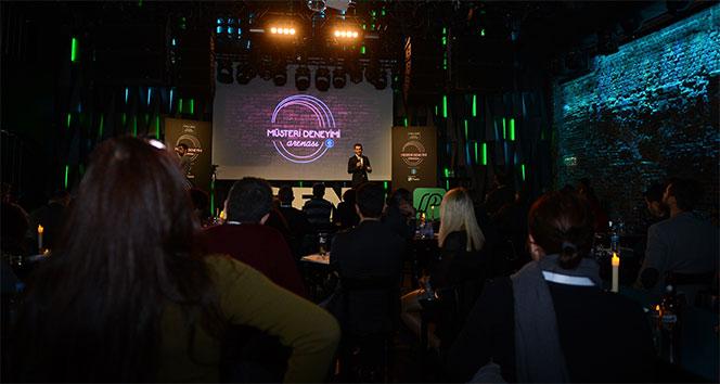 Müşteri deneyiminin başarılı markaları Arena'da ödüllerini aldı
