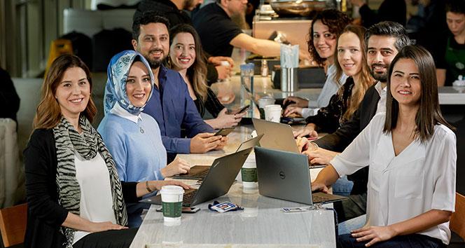 Turkcell'den kariyer yolunda ilerleyen tüm kadınlara destek