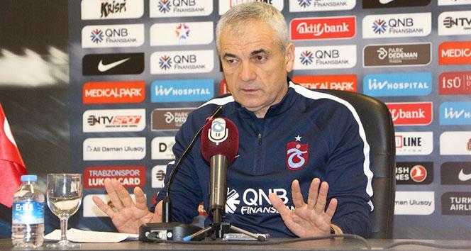 'Tek hedefim Trabzonspor'u Avrupa kupalarına taşımak'