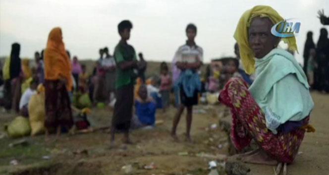 Mülteci kadınların derdine kadın yardımseverler çare oldu