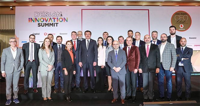 Vodafone Türkiye CEO'su Deegan: 'Dijital teknolojiler tasarım odaklı düşünme sürecini teşvik ediyor'
