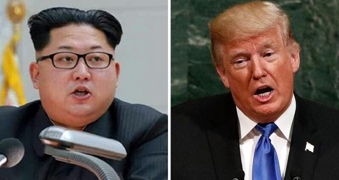Trump'tan Kuzey Kore lideri ile görüşmek için tek şart