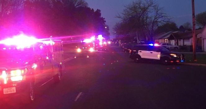 Teksas'ta bombalı paketle bir saldırı daha: 1 ölü, 1 yaralı
