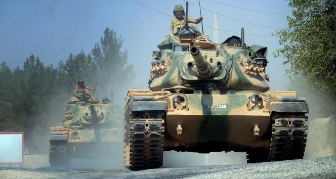 Afrin'de flaş gelişme! Sayı 3393 oldu