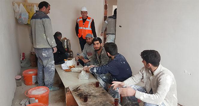 İnşaat işçileri Seda Sayan'dan özür bekliyor