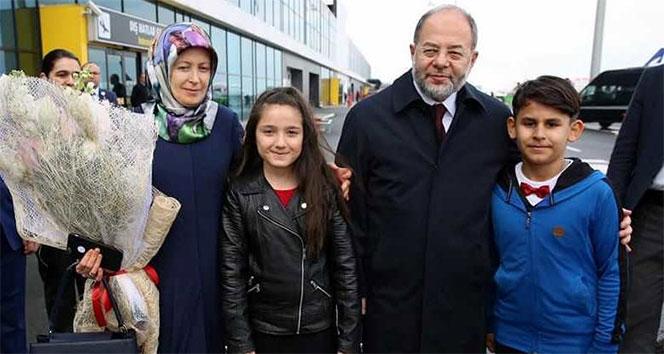 Başbakan Yardımcısı Akdağ, akraba taziyesi için Ordu'da