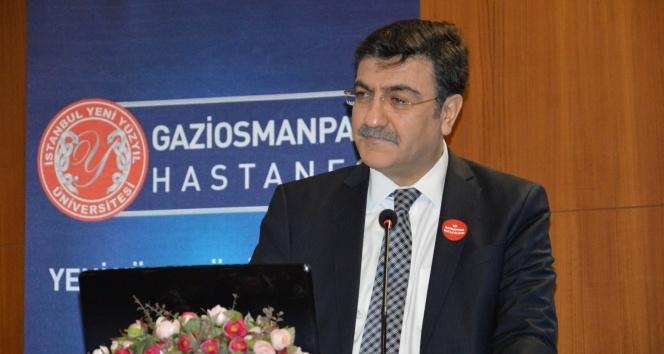 Prof. Dr. Hacısalihoğlu: