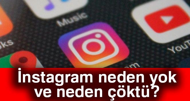 İnstagram neden yok neden çöktü? Instagram neden girilmiyor? İnstagram hacklendi mi?