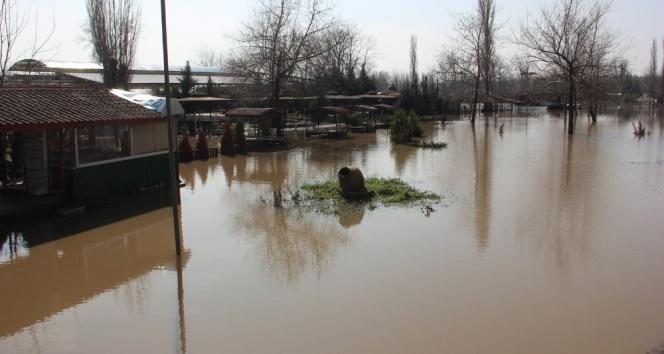 Tunca ve Meriç nehirlerinin debileri düşüyor