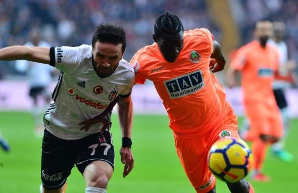 Alanyaspor Beşiktaş özeti Ve Golleri İzle: Beşiktaş Alanyaspor Maç Özeti Ve Golleri İzle