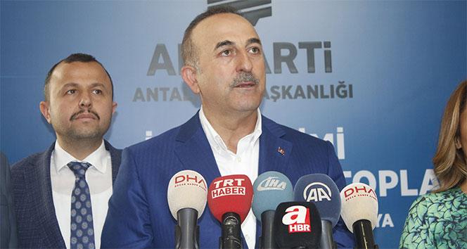 Dışişleri Bakanı Çavuşoğlu, Venezuela'yı ziyaret edecek