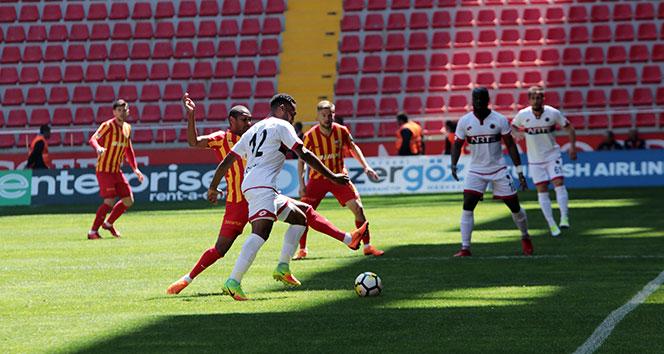 ÖZET İZLE: Kayserispor 3-1 Gençlerbirliği Maç Özeti Golleri İzle Kayseri Gençlerbirliği kaç kaç bitti?