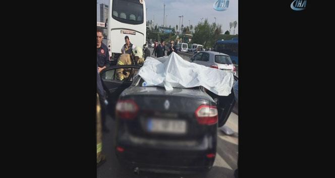 Kartal'da feci kaza: 4 kişi hayatını kaybetti