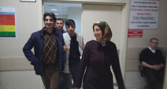 FETÖ/PDY'den firari olarak aranan karı koca öğretmen yakalandı