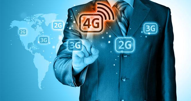 4,5G'li abone sayısı 3G'lileri 6'ya katladı