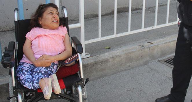 'Utanmaz' hırsız, engelli genç kızın telefonunu çaldı