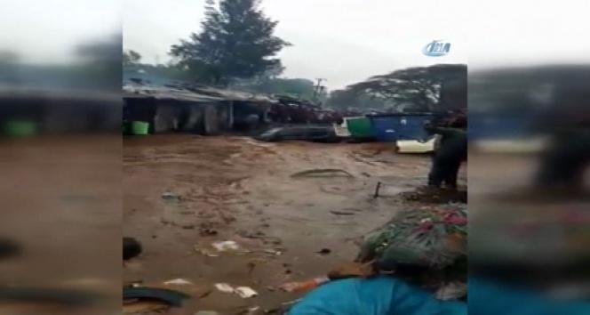 Tanzanya'da sel felaketi: 9 ölü