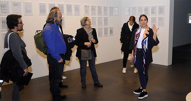'Devamlılık Hatası' Sergisi, SALT Beyoğlu'nda sanatseverin ziyaretine açıldı