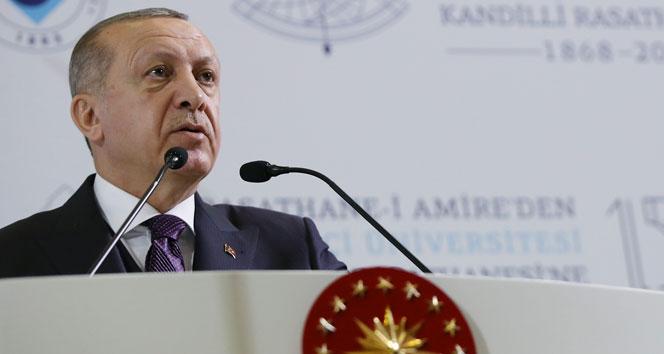 Cumhurbaşkanı Erdoğan, Filistin lideri Abbas ile telefonda görüştü