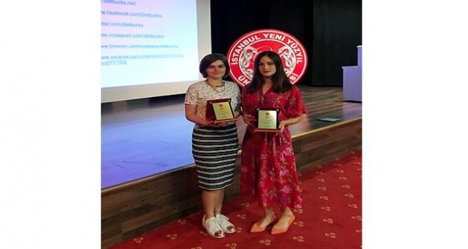 Üniversite öğrencilerinin 'Dietbucks' projesine TÜGİAD'dan ödül