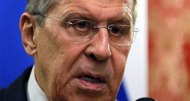 Lavrov: 'ABD'den INF ihlaliyle ilgili bir belge almadık'
