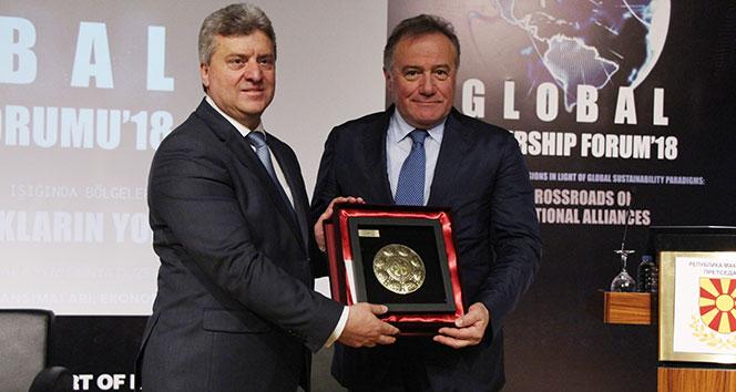 Makedonya Cumhurbaşkanı Ivanov: 'Güvenlik uğruna özgürlüğümüzü feda ediyoruz'