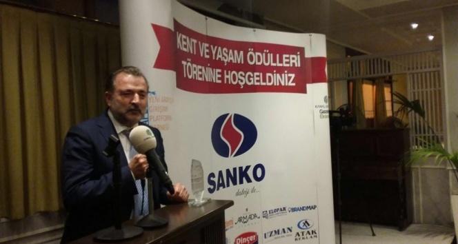 Edelstal Yönetim Kurulu Başkanı Torunoğulları'na ödül